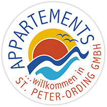 Logo - Appartments St. Peter-Ording GmbH